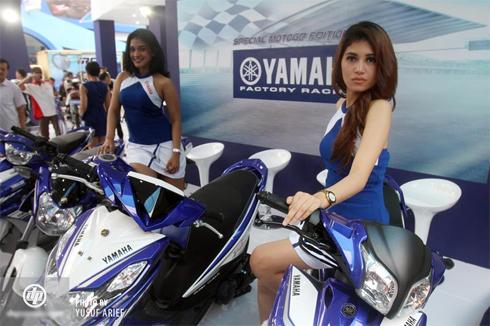 yamaha trình làng exciter phiên bản motogp - 2