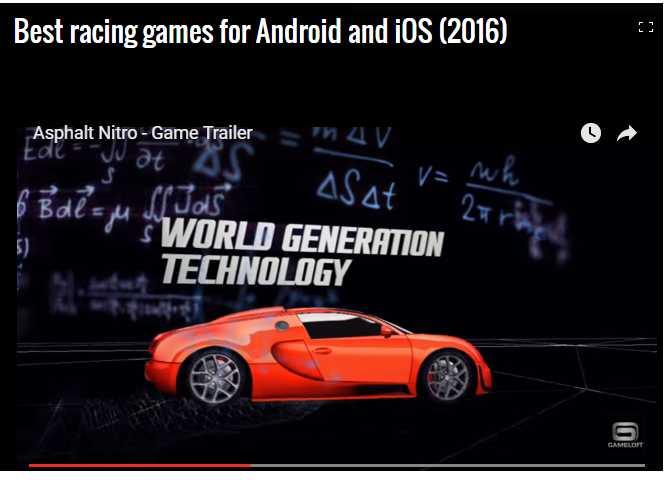 Nhưng game đua xe hot nhât 2016 cho dế chạy android va ios - 1