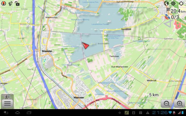 6 ứng dụng xem bản đồ offline tốt nhất trên android - 5