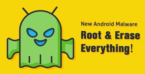 Mã độc tự gửi tin nhắn xóa mọi dữ liệu trên android - 1